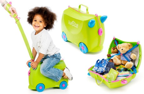 The Trunki childrens suitcase