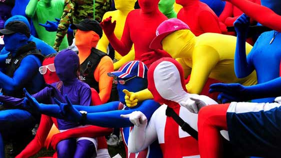 morphsuits group