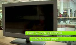 Bush 32inch LCD TV