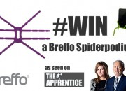 Spiderpodium Competition