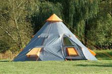 12 man Teepee Tent