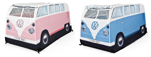 The VW Camper Van Tent for kids
