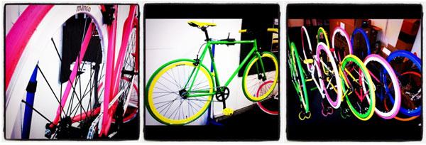 Mango Bikes - Colourful, Customisable Cycles