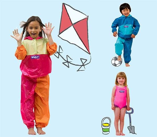 Baggers Originals - Children's Rainwear and Swimwear