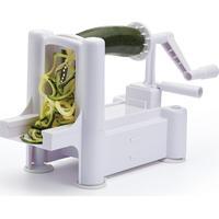Kitchen Craft Vegetable Spiralizer – White, White