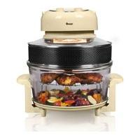 SWAN Halogen SF31020CN Oven & Air Fryer – Cream, Cream