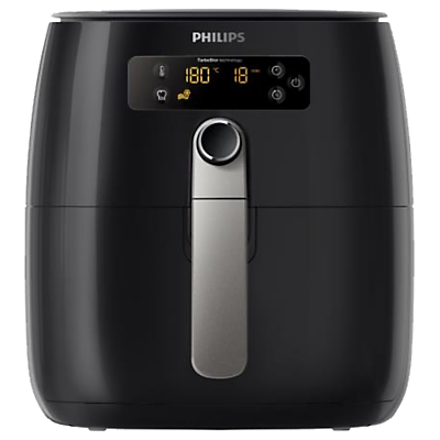 Philips HD9643/11 Advance Collection Airfryer, Black