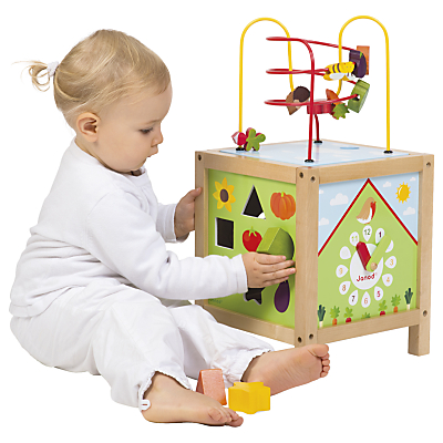 Janod Wooden Maxi Spiral Looping Toy